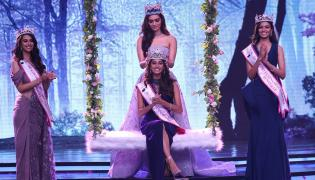 Anukreethy Vas Crowned Miss India 2018 Photo Gallery - Sakshi