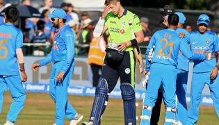 India Vs Ireland T20 Match Photo Gallery - Sakshi