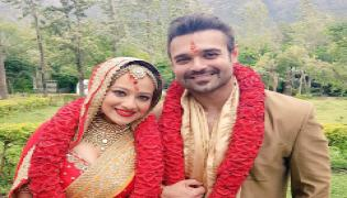 Mithun Chakraborty son Mimoh gets married Photo Gallery  - Sakshi