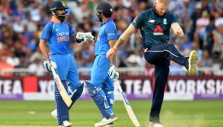 England and India One Day match Photo Gallery - Sakshi