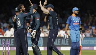India vs England 2nd ODI Photo Gallery - Sakshi