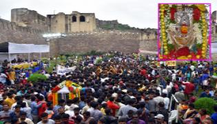 Golconda Bonalu Celebrations Photo Gallery - Sakshi