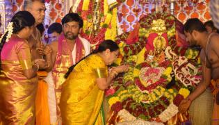 Balkampet yellamma kalyanam 2018 Photo Gallery - Sakshi
