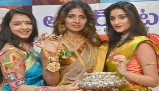 Heritage Gold and Saree Collections Photo Gallery - Sakshi