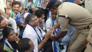 AP Bandh Success Photo Gallery - Sakshi