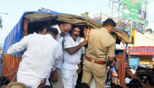 YS Jagan Reddy calls Andhra bandh on 24 July over special status Photo Gallery - Sakshi