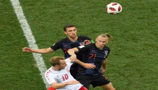 Croatia send Denmark out of World Cup after Subasic heroics in shootout Photo Gallery - Sakshi
