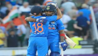 Rahul hits unbeaten ton as India beat England by 8 wickets Photo Gallery - Sakshi