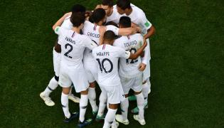 Uruguay and France match Photo Gallery - Sakshi