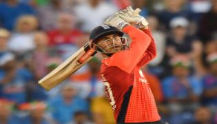 England beat India by five wickets to level series Photo Gallery - Sakshi