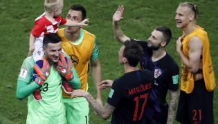 FIFA World Cup 2018 Russia and Croatia Photo Gallery - Sakshi
