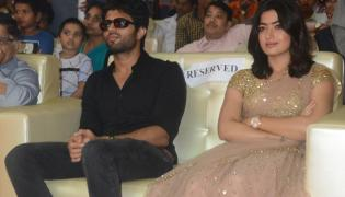 Geetha Govindam Pre Release Event Photo Gallery - Sakshi