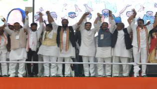 Congress Public Meeting at Saroornagar Stadium Photo Gallery - Sakshi