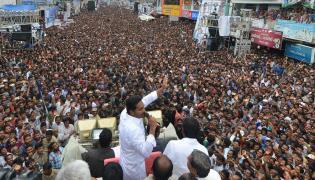 PrajaSankalpaYatra 239th Day at Narsipatnam Photo Gallery - Sakshi