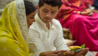 Priyanka Chopra and Nick Jonas Engagement Photo Gallery - Sakshi