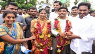 YS Jagan PrajaSankalpaYatra 245th Day Photo Gallery - Sakshi