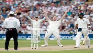 England beat India by 31 runs Photo Gallery - Sakshi