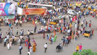Motor Vehicles Bandh in Telugu States Photo Gallery - Sakshi