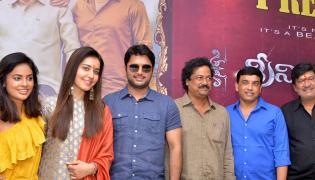 Srinivasa Kalyanam Team At Vijayawada Photo Gallery - Sakshi