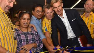IKEA Hyderabad Store Launch in KTR Photo Gallery - Sakshi