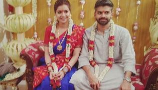 Colours Swathi Marriage Photo Gallery - Sakshi