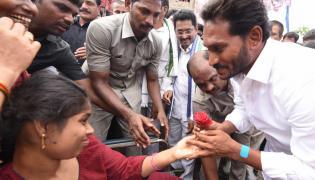 YS jagan padayatra in Visakhapatnam photo gallery  - Sakshi
