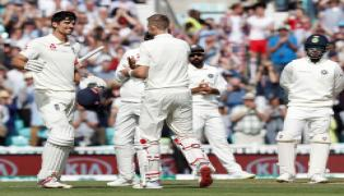 England win fifth test match against india photo Gallery - Sakshi