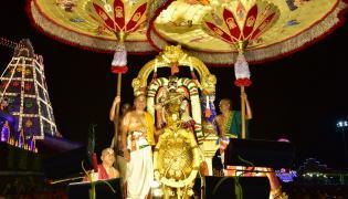 Brahmotsavam in Tirumala Tirupati Photo Gallery - Sakshi