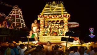 Sarvabhupala Vahana Seva in Tirumala Photo Gallery - Sakshi