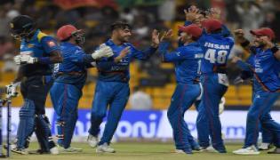 Asia Cup 2018 Afghanistan Beat Sri Lanka by 91 Runs - Sakshi