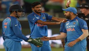 Asia Cup 2018 India Beat Hong Kong By 26 Runs Photo Gallery - Sakshi