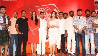 Raai lakshmi where venkatalakshmi logo launch Photo Gallery - Sakshi
