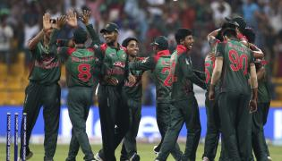 Asia Cup Pakistan Vs Bangladesh Match Photo Gallery - Sakshi