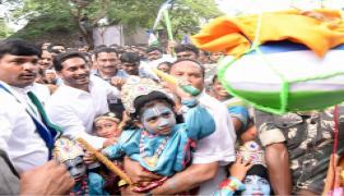 YS Jagan PrajaSankalpaYatra 253rd Day Photo Gallery - Sakshi