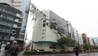 Typhoon Jebi leaves trail of destruction in Japan Photo Gallery - Sakshi
