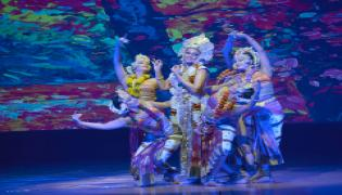 shobana dance at shilpakala vedika photo Gallery - Sakshi
