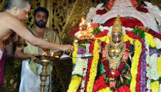 Durga Temple Dasara Festival in Photo Gallery - Sakshi