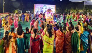 Bathukamma Celebrations 2018 At Jalavihar Photo Gallery - Sakshi