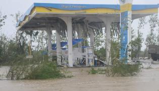 Cyclone Titli in srikakulam Photo Gallery - Sakshi