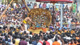 Kalpavriksha Vahanam in Tirumala Photo Gallery - Sakshi