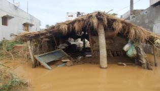 Effects Of Cyclone Titli In Srikakulam Photo Gallery - Sakshi