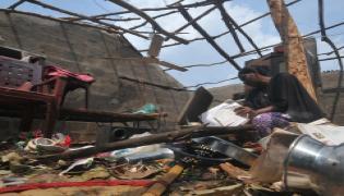 cyclone titli srikakulam district Photo Gallery - Sakshi