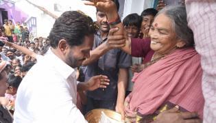 YS Jagan PrajaSankalpaYatra Day 286 Photo Gallery - Sakshi