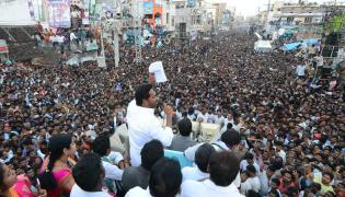 YS Jagan Public Meeting In Bobbili Photo Gallery - Sakshi