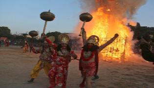 Dussehra 2018 Celebrations in India PHoto Gallery - Sakshi