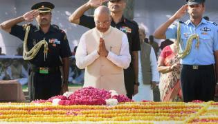 Mahatma Gandhi 150th birth anniversary Photo Gallery - Sakshi