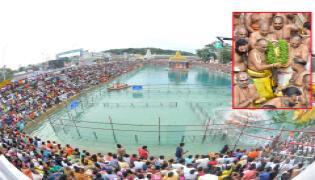 chakra snanam in tirumala Photo Gallery - Sakshi