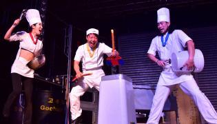 South Korea Cooking Nanta Show Photo Gallery - Sakshi