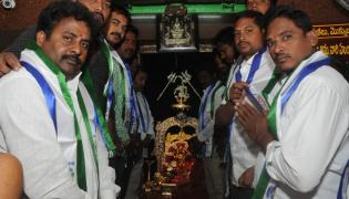 Ysrcp Supporters Protests Telugu States Photo Gallery - Sakshi