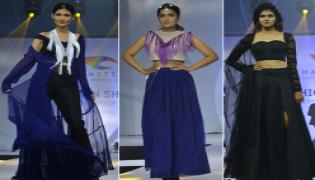 Hamstech Fashion Show 2018 at N Convention Madhapur Photo Gallery - Sakshi